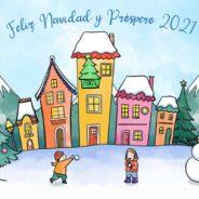 PSICOVIT os desea Felices Fiestas y Próspero 2021